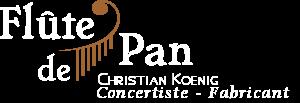 Flûte de Pan - Christian Koenig